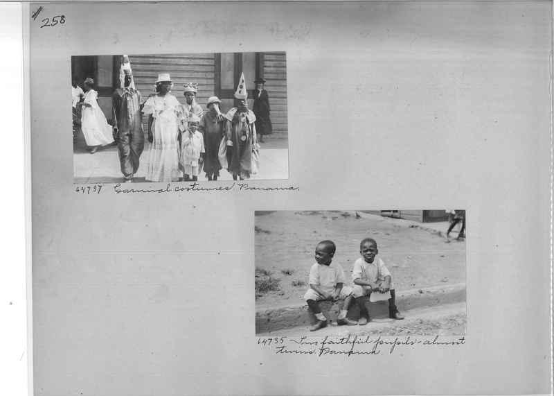 Mission Photograph Album - Panama #02 page 0258