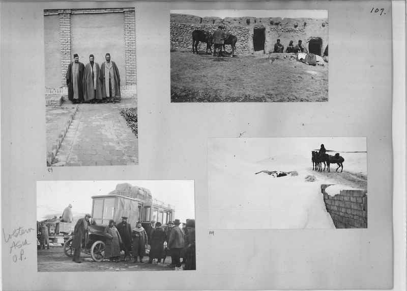 Mission Photograph Album - Western Asia - O.P. - #01 page_0107