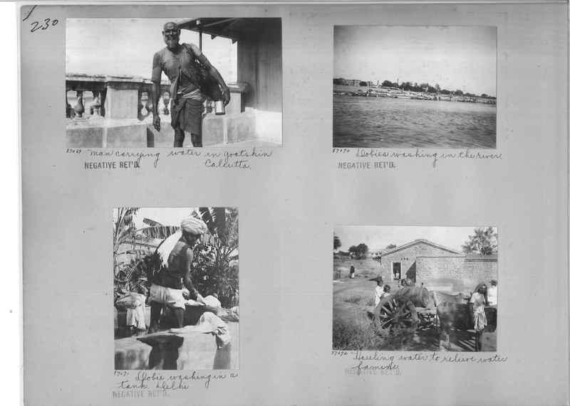 Mission Photograph Album - India #09 Page 0230