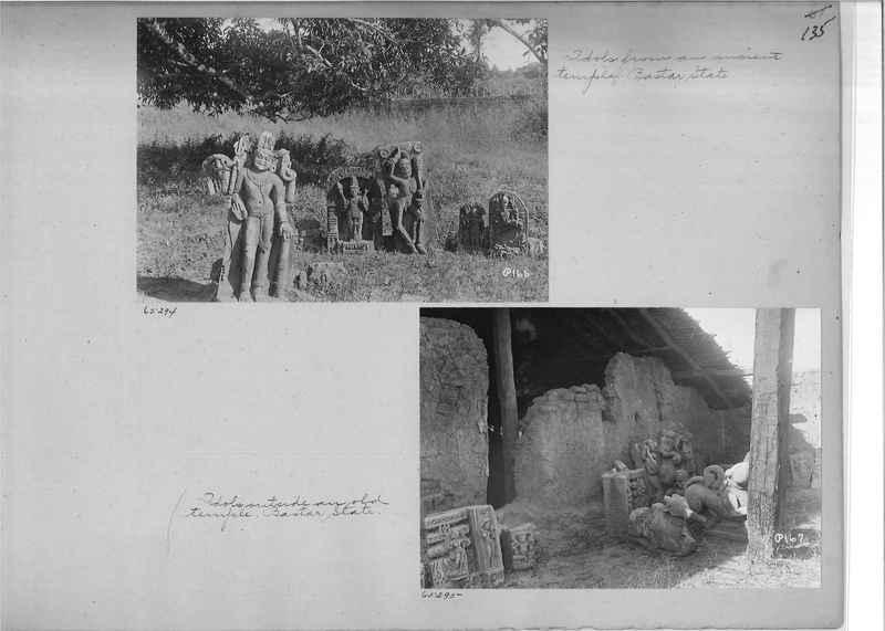 Mission Photograph Album - India #08 Page 0135
