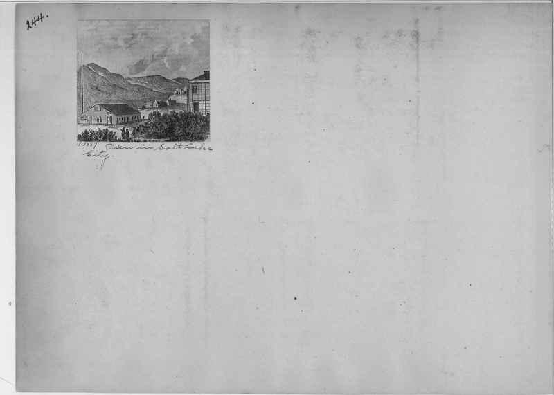 Mission Photograph Album - America #3 page 0244
