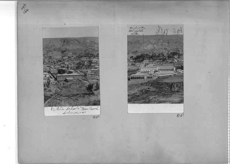 Mission Photograph Album - South America O.P. #1 page 0164