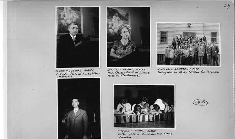 Mission Photograph Album - Alaska #2 page 0029