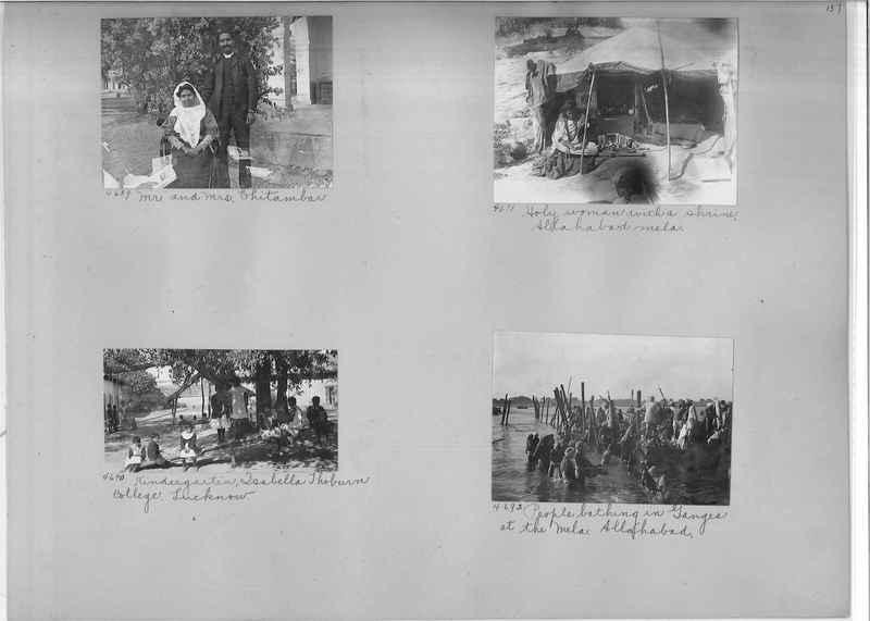 Mission Photograph Album - India #01 page 0157
