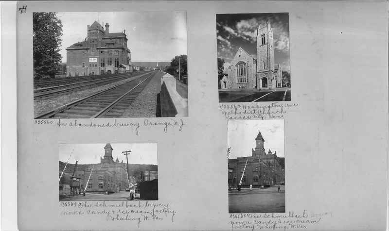 Mission Photograph Album - Cities #16 page 0074