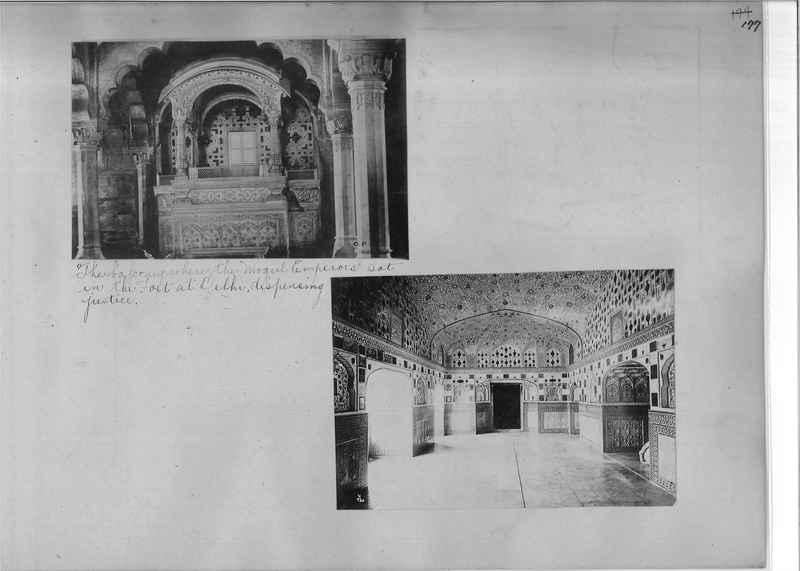 Mission Photograph Album - India - O.P. #01 Page 0177