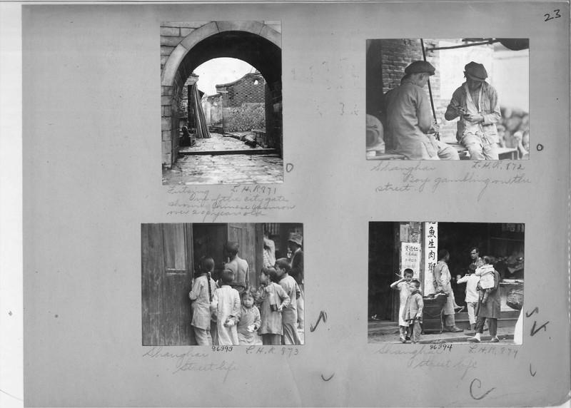 Mission Photograph Album - China #19 page 0023