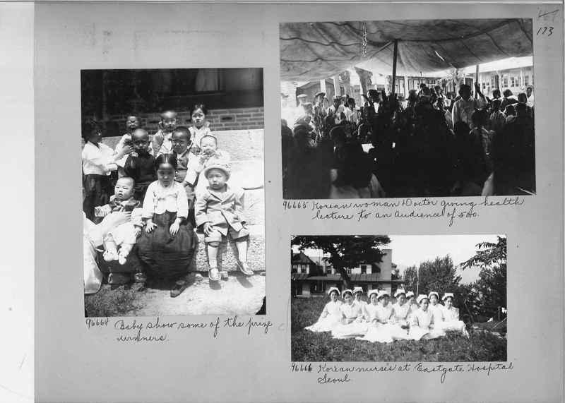 Mission Photograph Album - Korea #5 page 0173
