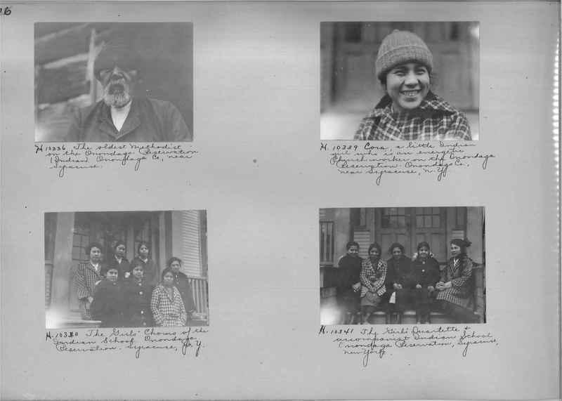 Mission Photograph Albums - Indians #1 page 0176