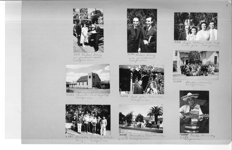 Mission Photograph Album - Latin America #3 page 0009