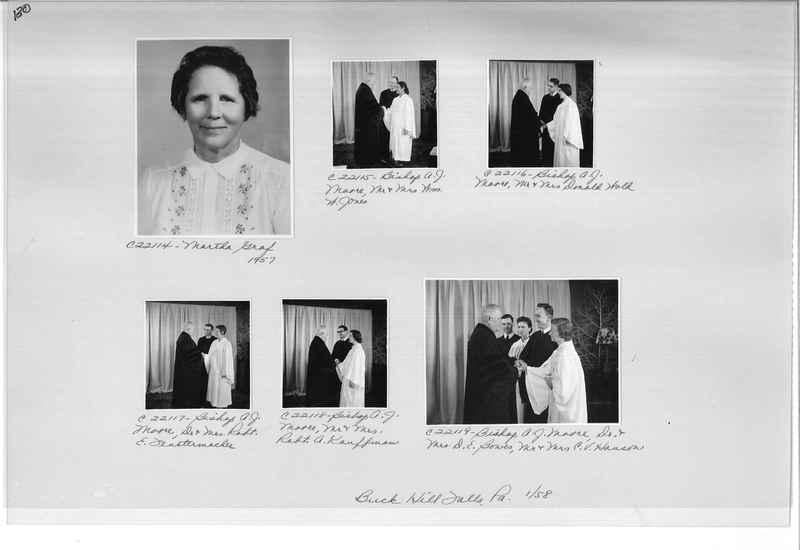 Mission Photograph Album - Portraits #10 Page 0130