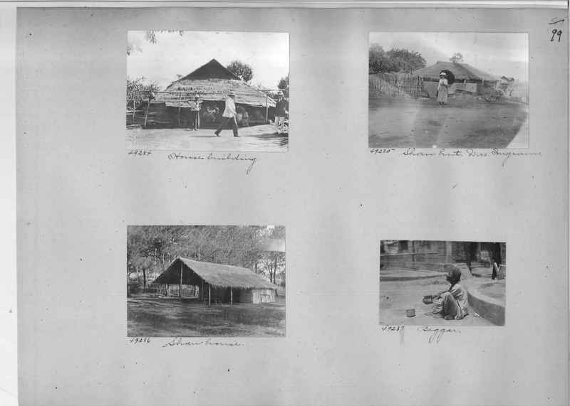 Mission Photograph Album - Burma #1 page 0099