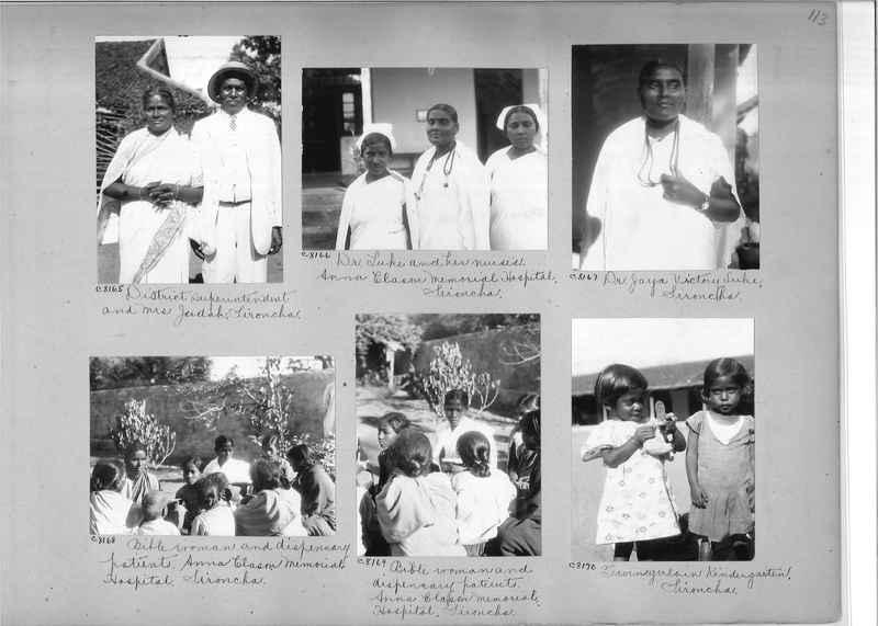 Mission Photograph Album - India #13 Page 0113