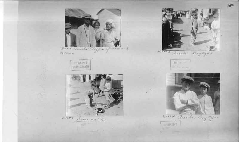 Mission Photograph Album - Puerto Rico #2 page 0169