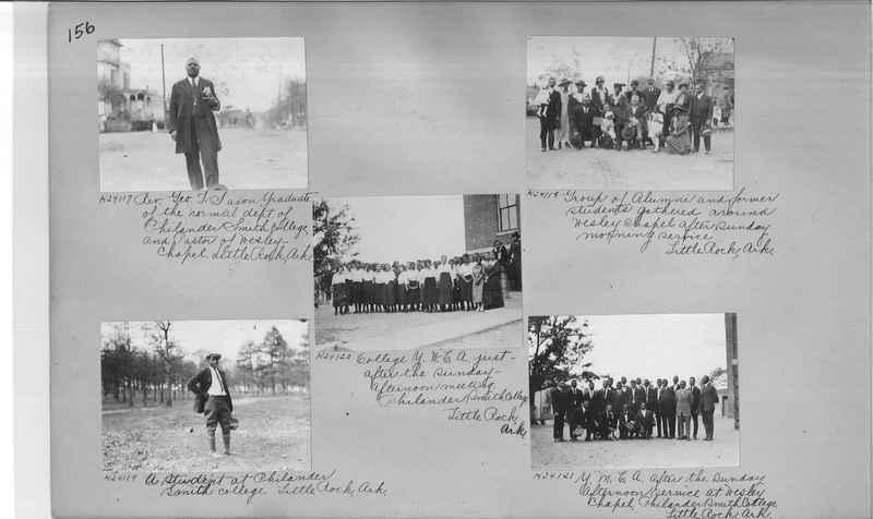 Mission Photograph Album - Negro #3 page 0156
