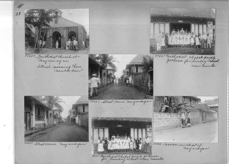 Mission Photograph Album - Philippines OP #01 page 0038