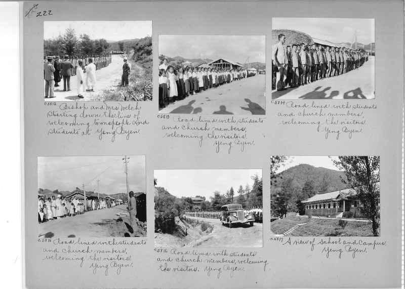 Mission Photograph Album - Korea #5 page 0222