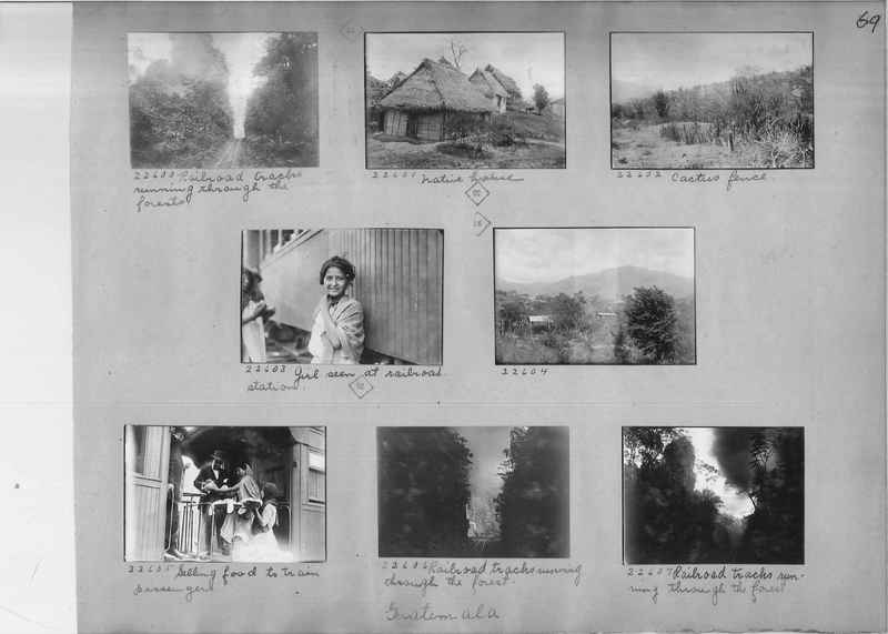 Mission Photograph Album - Panama #02 page 0069