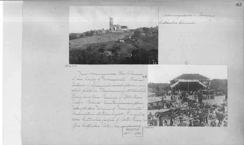 Mission Photograph Album - Puerto Rico #1 page 0163