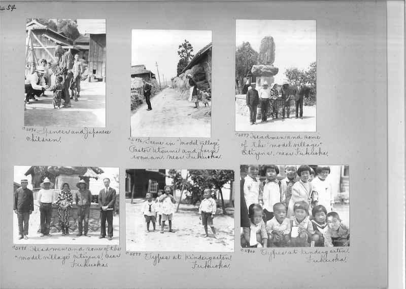 Mission Photograph Album - Japan #06 Page 0054