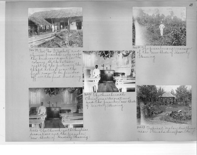 Mission Photograph Album - Malaysia #2 page 0067