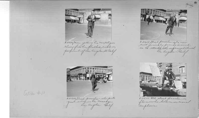 Mission Photograph Album - Cities #10 page 0091