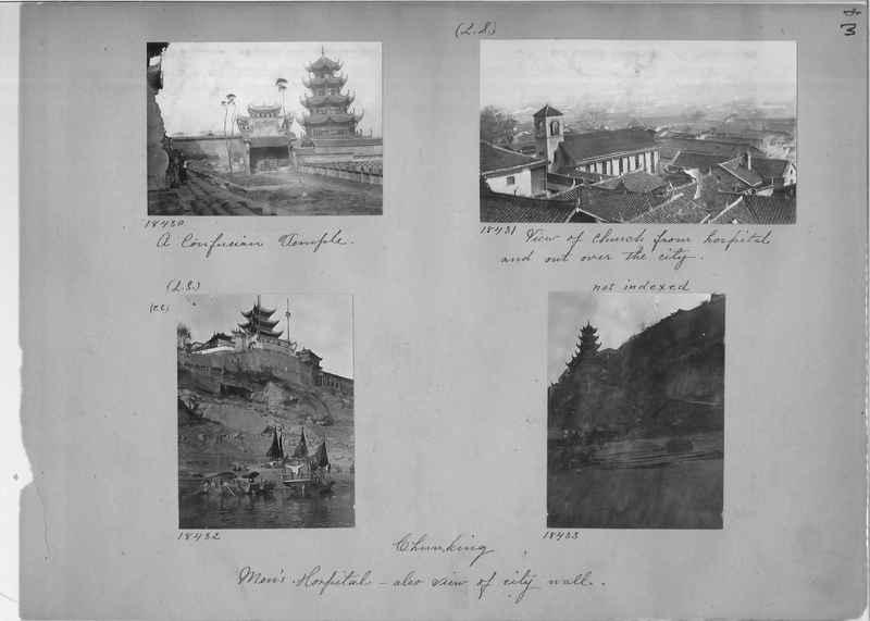 Mission Photograph Album - China #5 page 0003