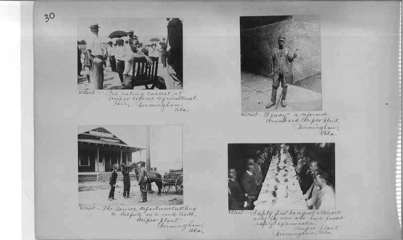 Mission Photograph Album - Negro #3 page 0030