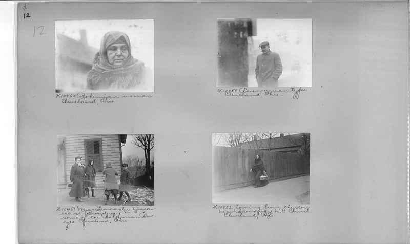 Mission Photograph Album - Cities #5 page 0012