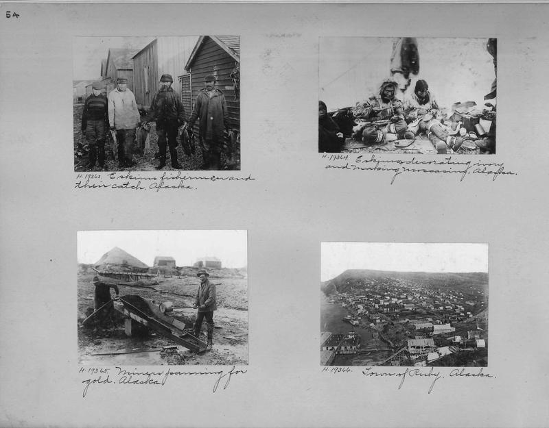 Mission Photograph Album - Alaska #1 page 0054