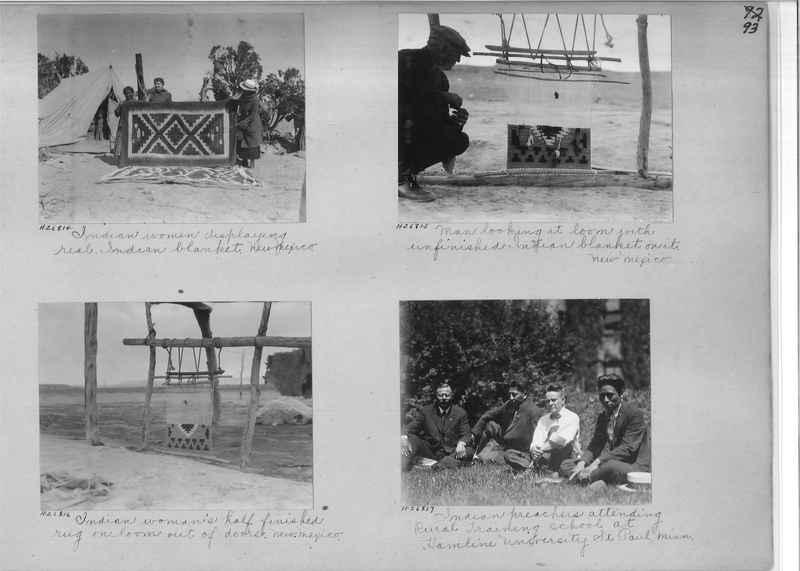 Mission Photograph Album - Indians #2 page_0093