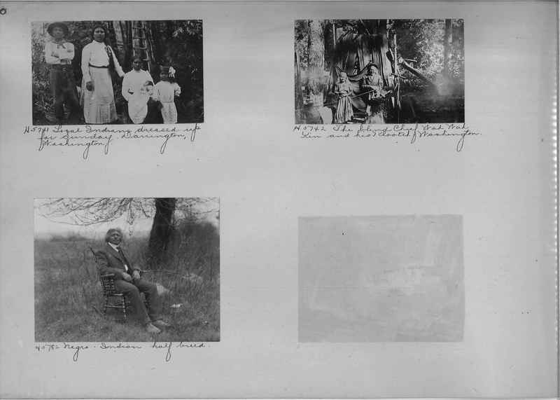 Mission Photograph Albums - Indians #1 page 0130