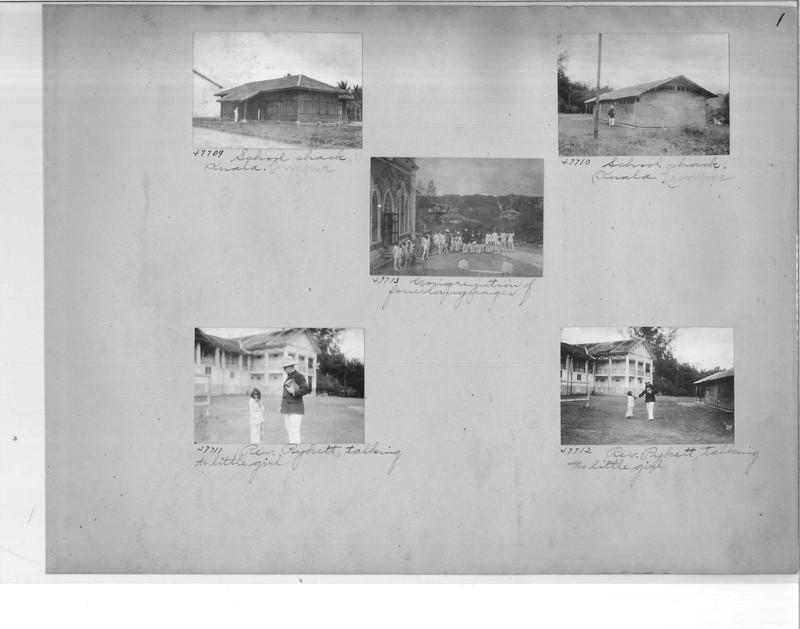 Mission Photograph Album - Malaysia #5 page 0001