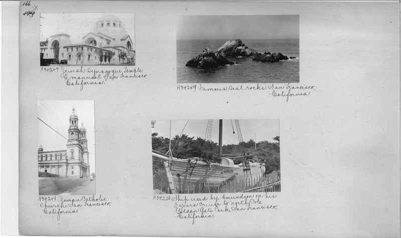 Mission Photograph Album - Cities #15 page 0166