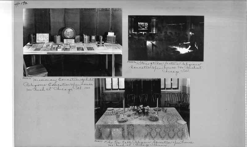 Mission Photograph Album - Religious Education #1 page 0192