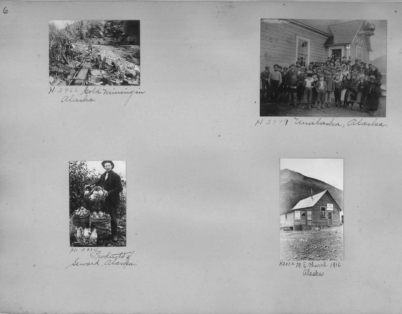 Mission Photograph Album - Alaska #1 page 0006