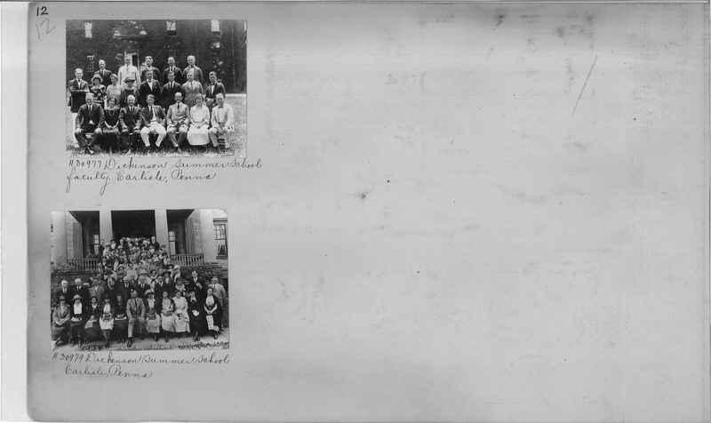 Mission Photograph Album - Education #2 page 0012