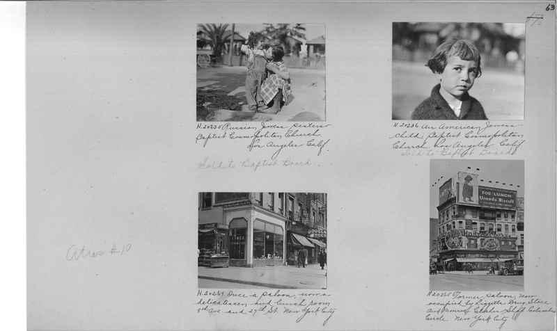 Mission Photograph Album - Cities #10 page 0063