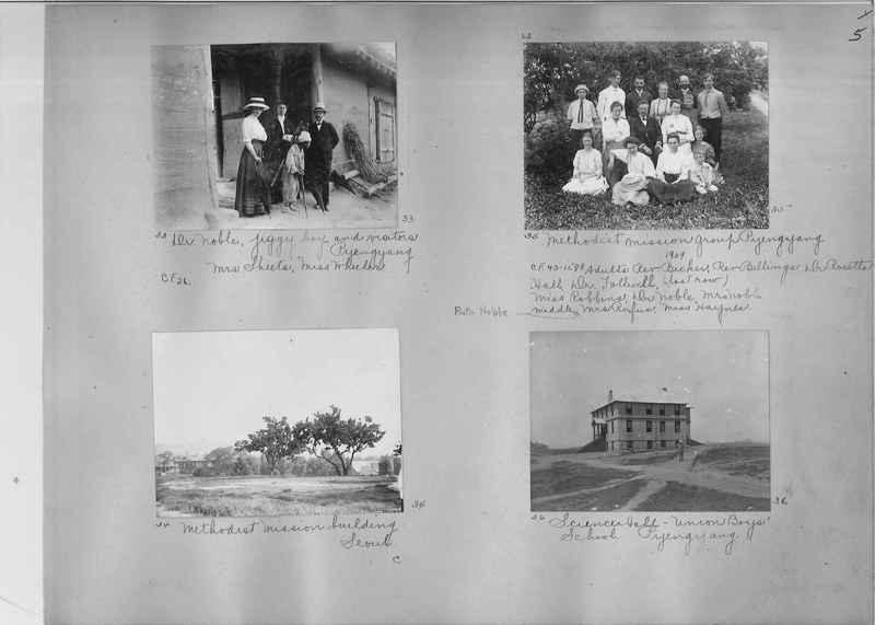 Mission Photograph Album - Korea #1 page 0005