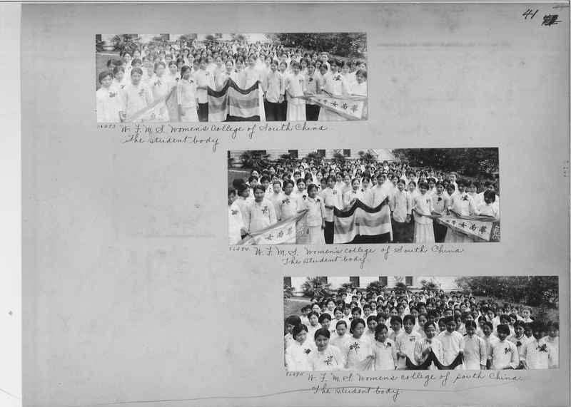Mission Photograph Album - China #13 page 0041