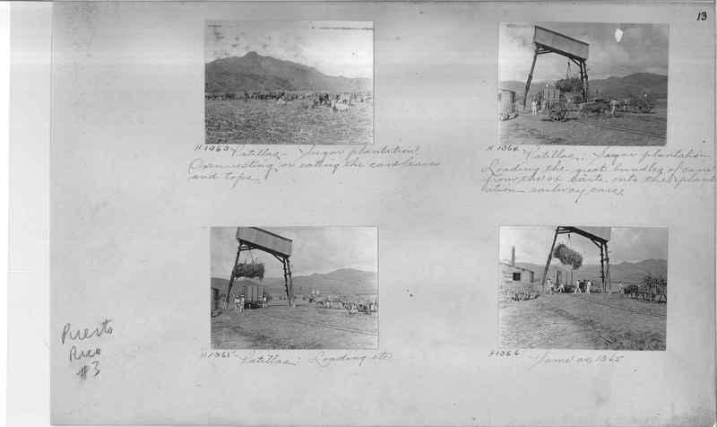 Mission Photograph Album - Puerto Rico #3 page 0013