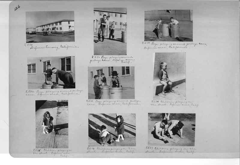 Mission Photograph Album - Cities #18 page 0126