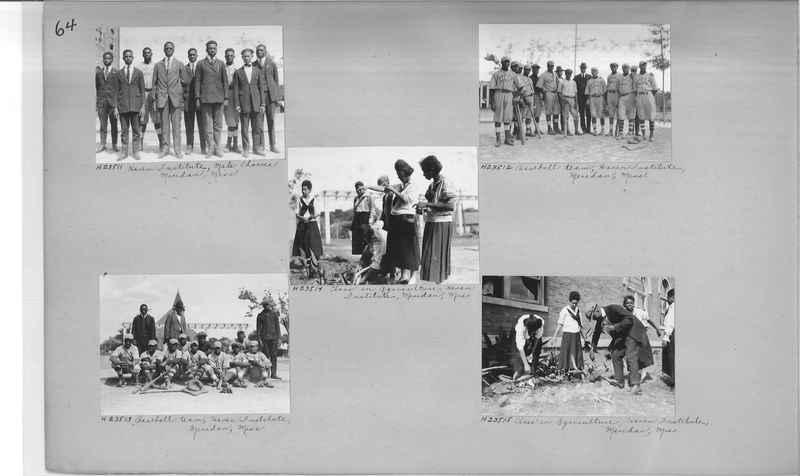 Mission Photograph Album - Negro #3 page 0064