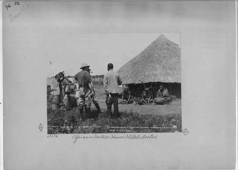 Mission Photograph Album - Africa - Madeira O.P. #2 page 0072