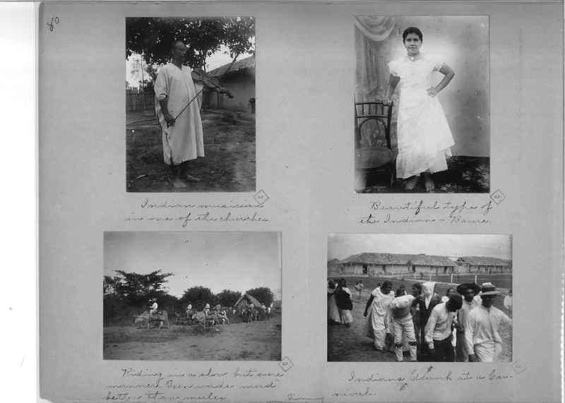 Mission Photograph Album - South America O.P. #1 page 0080
