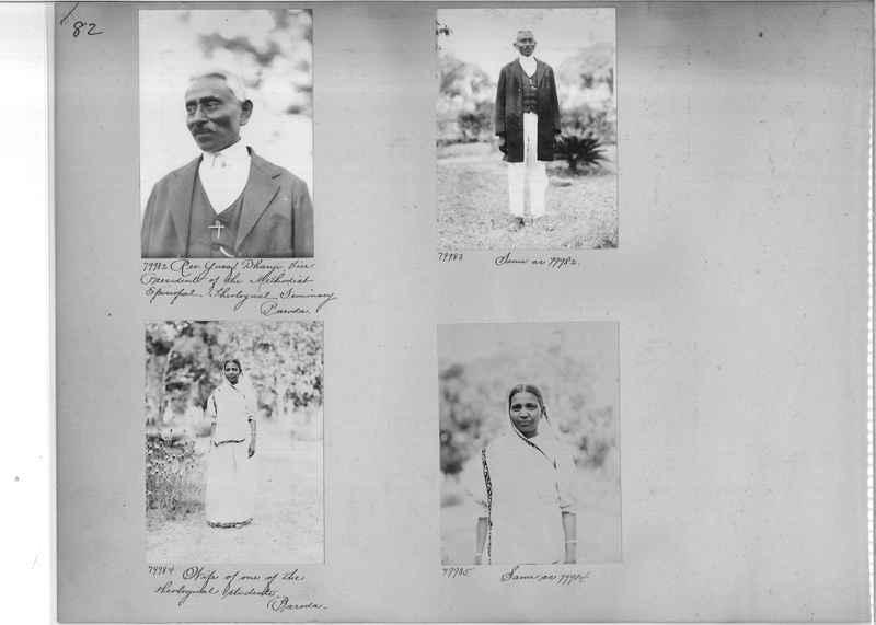 Mission Photograph Album - India #09 Page 0082