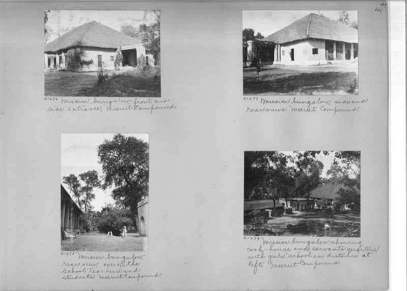 Mission Photograph Album - India #03 page_0101
