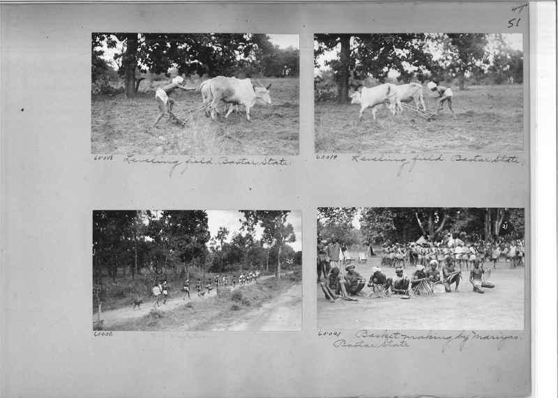 Mission Photograph Album - India #08 Page 0051