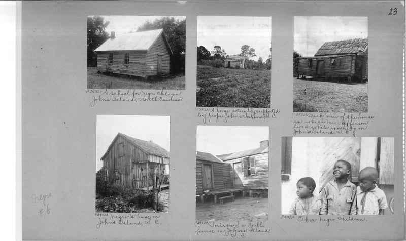 Mission Photograph Album - Negro #6 page 0023