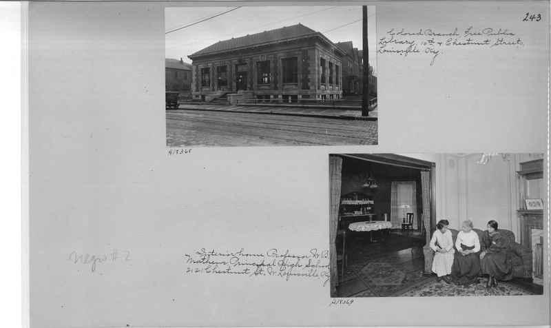 Mission Photograph Album - Negro #2 page 0243